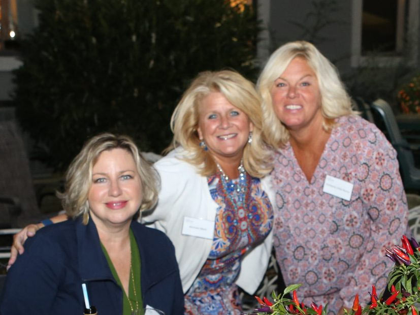 Kim Russell, Michele Mehl, Kim LIttle