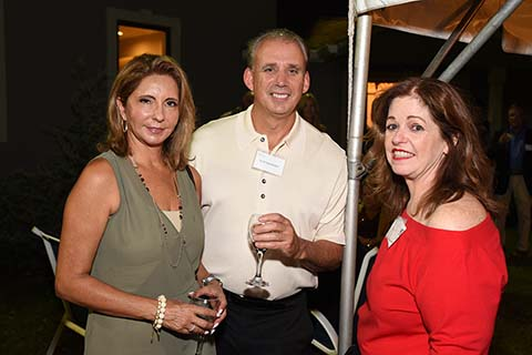 Eileen & Scott Savastano of Montville, Lisa LoBiondo