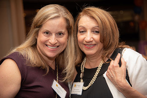Partners for Women and Justice Celebrate Hope Event