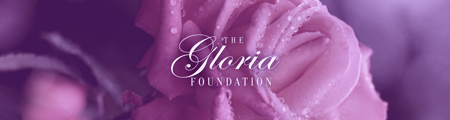 The Gloria Foundation is a 501(c)3 non-profit initiative helping victims of domestic violence