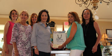 The Gloria Foundation donates $12,000 to the Jersey Battered Women's Service